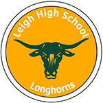 Leigh High School logo
